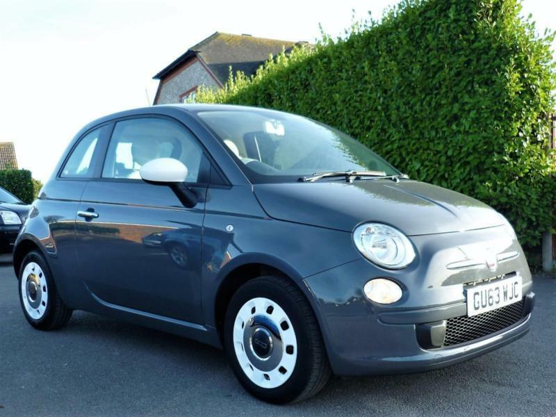 fiat 500 1 2 colour therapy only done 29 000 miles from new in chichester west sussex. Black Bedroom Furniture Sets. Home Design Ideas