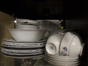 Blue China dishes for sale