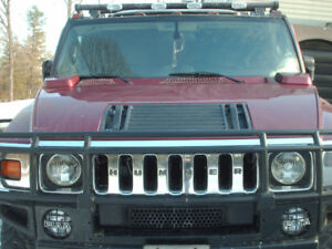 Hummer H2 - Loaded with Accessories & Updates
