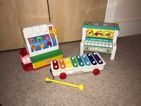 Fisher Price Classic Toys
