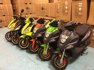 2017 ELECTRIC BIKES & SCOOTERS 5 YEAR WARRANTY!!!