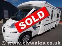 Autocruise Augusta *** SOLD *** MANUAL 2011/11