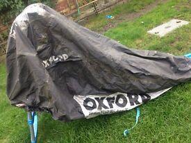 Oxford motorbike cover