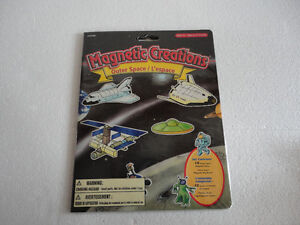 Brand new magnetic creations Outer Space wall hanging kit London Ontario image 4