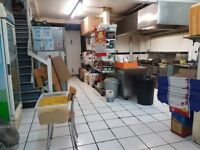 CHINESE & PIZZA TAKEAWAY SHOP FOR SALE
