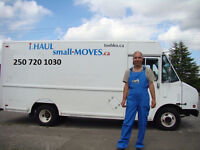 Small MOVES // Deliveries // Pick-ups - 250 720 1030 - Tosh --