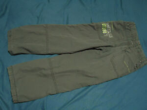 Boys size 6X grey sizeable cotton lined cargo pants Kingston Kingston Area image 2