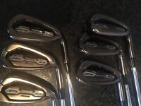 Mint condition set of Mizuno JPX EZ 2016 irons
