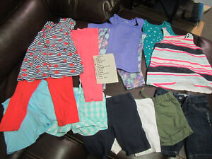 GIRLS SIZE 6 CLOTHES!!