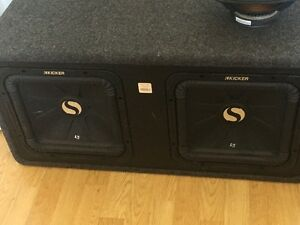 subwoofer to sale