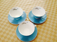 Shabby Chic Wedding Decor-tea cups
