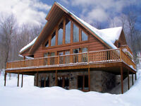 AMAZING DEAL! MONT TREMBLANT SPA CHALET 1/2 PRICE!!!