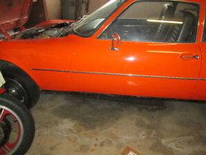 1972 opel gt  barn find car is in st. catharines not.