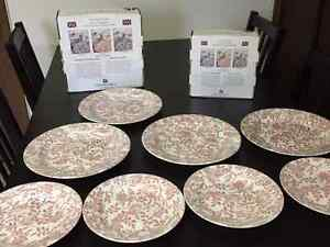 Churchill China - Dinner and Salad Plates