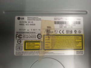 IDE CD/DVD Drives, See listing