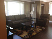 Furnished And All Inclusive Two BRM Apartment Available