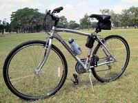 Marin hybrid commuter bike