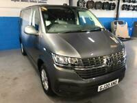 2020 Volkswagen Transporter 2.0 TDI 110 Highline Van PANEL VAN Diesel Manual
