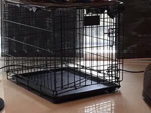 Cage pour petit et moyen chien