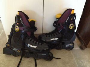 In-line skates rollerblades (hardly used)