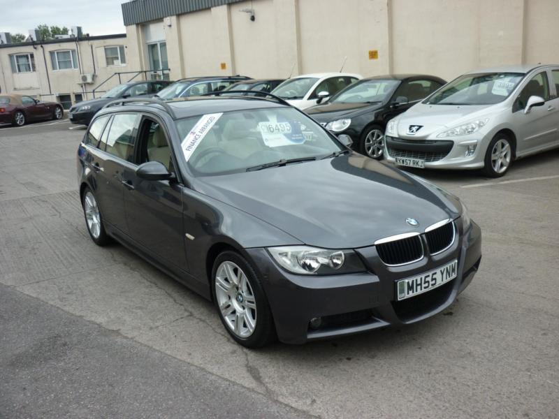 2006 BMW 320 2.0TD auto d M Sport Touring Finance Available