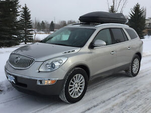 2008 Buick Enclave CXL - the ultimate roadtrip for a big family
