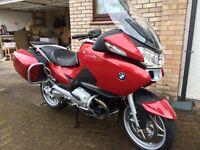 2006 BMW R1200RT (Price drop)