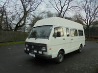 Volkswagen L T 35 E 2 Berth Camper Van For Sale - SALE AGREED