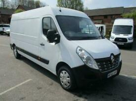 2015 65 RENAULT MASTER 2.3 LM35 BUSINESS ENERGY DCI S/R P/V 135 BHP LONG WHEEL B