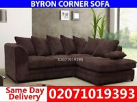 Eylan Brown Corner Sofa--Order Now!