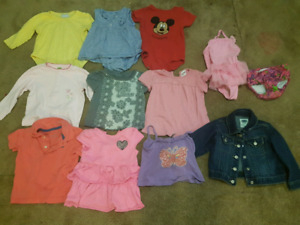 12-18 and 18 Month Girl Lot
