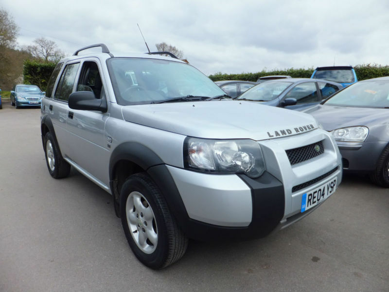 2004 land rover freelander 2 0 td4 se in wickham. Black Bedroom Furniture Sets. Home Design Ideas