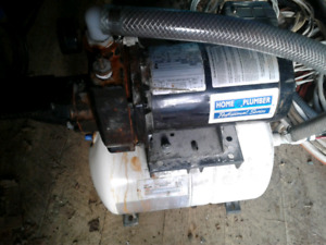 Jet pump and tank for sale