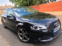 Audi A3 2.0TDI ( 140PS ) Sportback 2011MY Black Edition