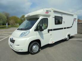 2012 12 ELDDIS AUTOQUEST 155 4 BERTH IN WHITE # SORRY NOW RESERVED #