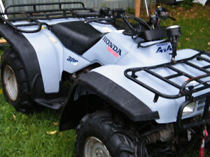 1997 Honda 300 Fourtrax Excellent Used Condition Ready To Go