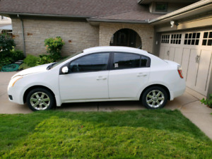2007 Nissan Sentra 2.0 S- AS IS
