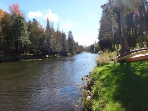 Waterfront on14 acres + additional lot (Note: Not Dwyer Hill Rd)