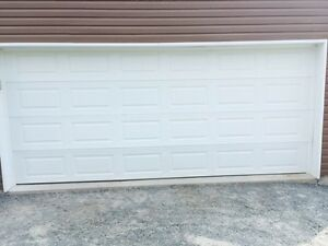 Looking for garage door panels