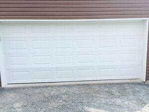 Looking for garage door panels