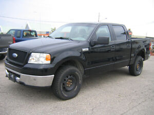 2006 Ford F-150 XLT 4X4 Cambridge Kitchener Area image 1