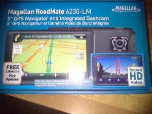 Magellan GPS New