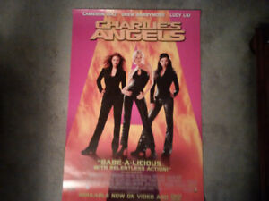 Movie Poster - Charlie's Angels