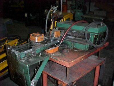 Jay Bird  coil Feeder machinery