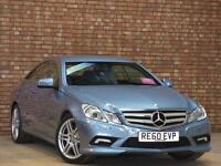 Mercedes-Benz E-Class E220 CDi BlueEfficiency Sport 2.1L 2dr