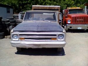 1968 C10 half ton