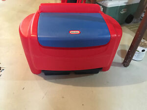 Little tikes toy bin