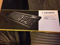 Advent wireless keyboard
