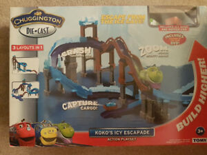 New Chuggington train set
