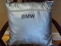 BMW cover with mirror pockets!!